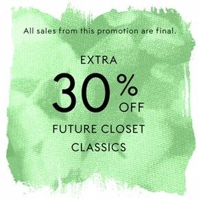 Extra 30% Off + Up to 75% OffFendi, Alexander Wang & More Designer Shoes @ THE OUTNET