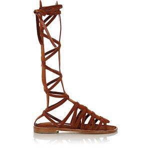 Manolo Blahnik Martihizi Gladiator Sandals   Barneys Warehouse