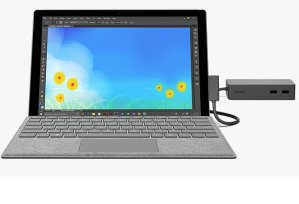 $719.10再送Surface DockMicrosoft Surface Pro 4 (m3/i5) 春季促销
