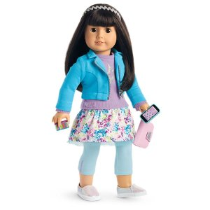 Truly Me™ Doll #16 + Truly Me Accessories