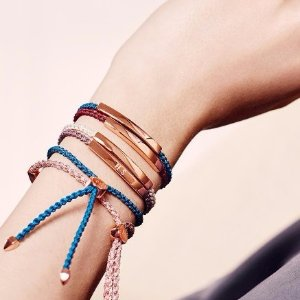 Earn $75 GCwith Your $150 Monica Vinader Jewelry Purchase @ Saks Fifth Avenue