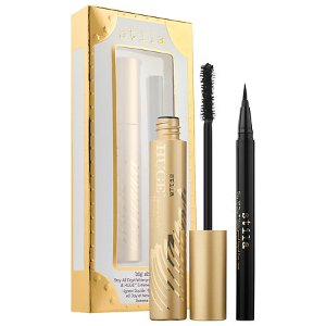 Big Shots HUGE Extreme Lash Mascara and Stay All Day Waterproof Eye Liner