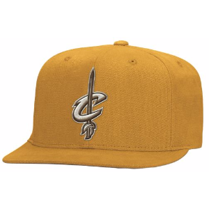 adidas NBA City Wheat Snapback - Men's - Accessories - Cleveland Cavaliers - Multi