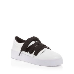 SENSO Arna Leather Lace Up Platform Sneakers | Bloomingdale's