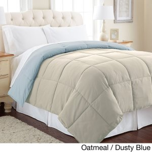 Amrapur Overseas All Season Reversible Down Alternative Comforter - Free Shipping On Orders Over $45 - Overstock.com - 16602823
