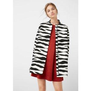 Animal design coat - Women | OUTLET USA