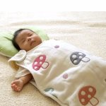 Hoppetta Champignon 6 Gauze Sleeper for Baby