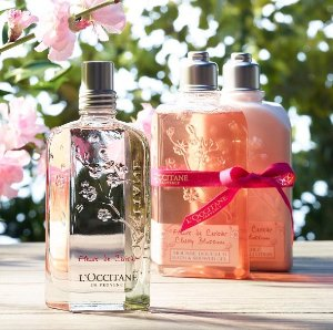 Dealmoon Exclusive!$10 Off $35Cherry Blossom Collection @ L'Occitane