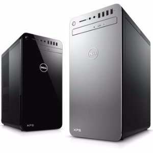 Dell XPS 8920 Desktop (i7-7700 16GB 1TB+16GB GTX 1050Ti)