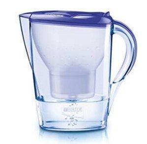£13.49BRITA Marella Water Filter Jug, 2.4 L - Lavender