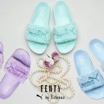 Select Fenty Fur Slides, NMD_R2 PK & More @ VILLA