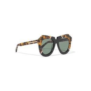 One Splash acetate glasses | Karen Walker