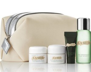 Deluxe 4-pc Samples (Worth up to $137.5)With $300 La Mer Purchase @ Nordstrom