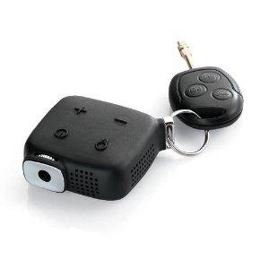 Brookstone Keychain Projector