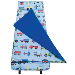 Olive Kids Train, Planes and Trucks Nap Mat