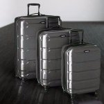 Samsonite Omni Hardside Luggage Nested Spinner Set