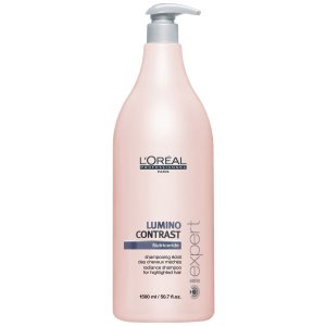 L'Oreal 欧莱雅莹亮修护洗发水,1500ml,赶快囤