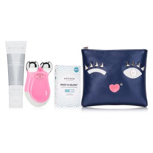 NuFACE mini Tone, Glow & Go Collection - Pinktini - Dermstore