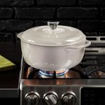 Lodge Manufacturing Company EC6D13 Dutch Oven, 6 quart