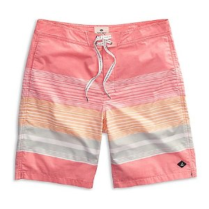 Men's Variegated Stripe Board Short - Men's Valentine's Day | Sperry