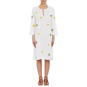 LIFE by Muriel Brandolini Beaded Djellaba Dress   Barneys Warehouse