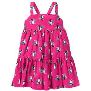 Toucan Tier Dress