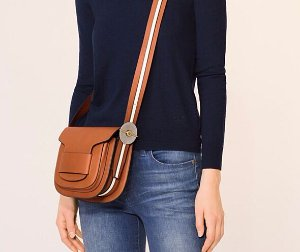 Up to 30% Off Tory Burch Modern Buckle Shoulder Bag @ Tory Burch