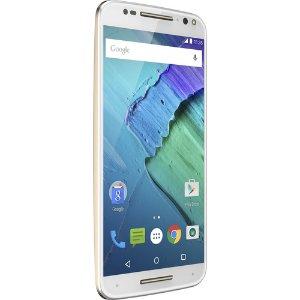 $259.99(原价$349.99)Moto X Pure Edition LTE全网通 解锁版智能手机 64GB,白色