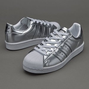 $69.99adidas Superstar Boost Shoes Women's Silver