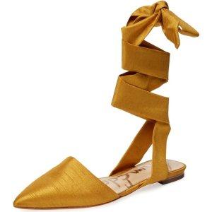 Brandie Flat Sandal by Sam Edelman