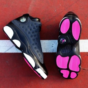 Air Jordan Retro 13 Basketball Shoes Girls' Size