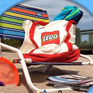 Free LEGO® Canvas Tote Bag With $199+ Purchase @ LEGO®