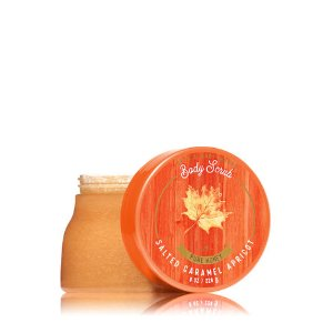 Salted Caramel Apricot   身体磨砂膏