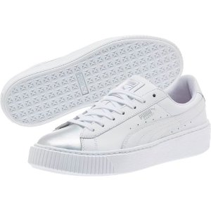 Basket Platform Iridescent Women's Sneakers, buy it @ www.puma.com