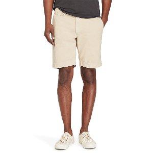 Cotton Chino Short - Shorts � Shorts & Swimwear - RalphLauren.com