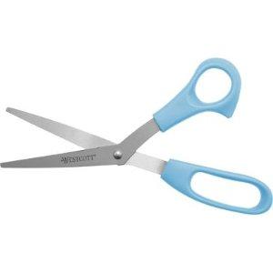 Westcott®  All Purpose Scissors, Pointed Tip, 8