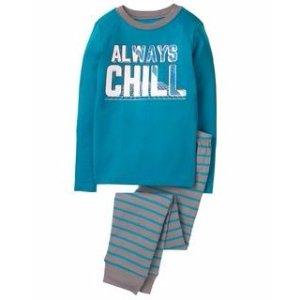 Always Chill 2-Piece Pajama Set
