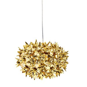 Kartell Bloom Pendant Gold