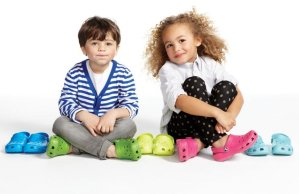 低至$9.59crocs 卡洛驰经典款儿童洞洞鞋 - 多色可选