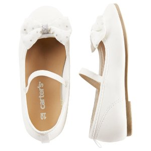 Toddler Girl Carter's Ballet Flats | Carters.com