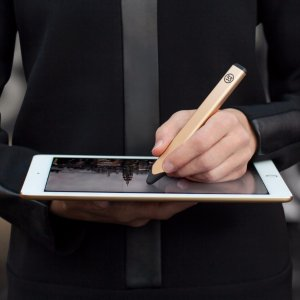 Dealmoon Exclusive $24.99FiftyThree Digital Pencil Stylus for iPad and iPhone (Gold)