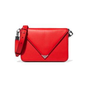 Prisma leather shoulder bag | Alexander Wang