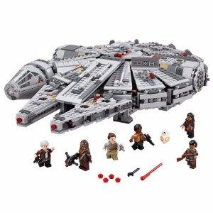 LEGO Star Wars TM Millennium Falcon™ 75105 - Walmart.com
