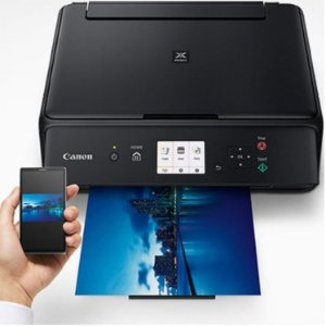 Up to 33% OFFCanon PIXMA TS5020 Wireless Color Printer Scanner Copier