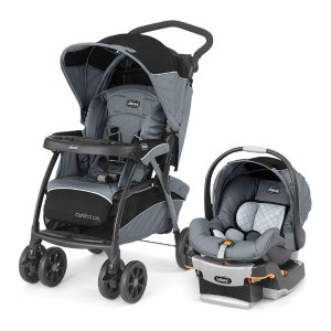 Chicco Cortina CX Travel System - Iron