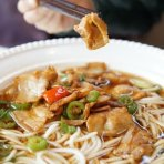 限时打折!温哥华中餐合集:煎饼果子、牛肉米粉、水果抹茶,享受家乡的味道!