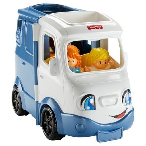 Fisher-Price Little People Songs & Sounds Camper : Target