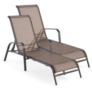 Outdoor Oasis™ Newberry Lounge Chairs -Set of 2 - JCPenney