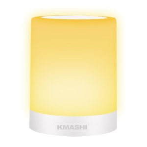 KMASHI Table Lamp with Touch Sensor and Color Changing Modes