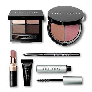 Style File - Work It Eye, Cheek & Lip Kit | BobbiBrown.com